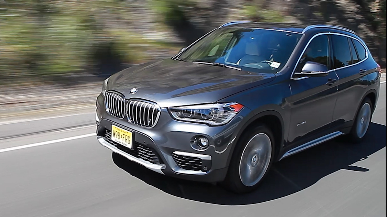 Video: On the road: 2016 BMW X1 xDrive28i