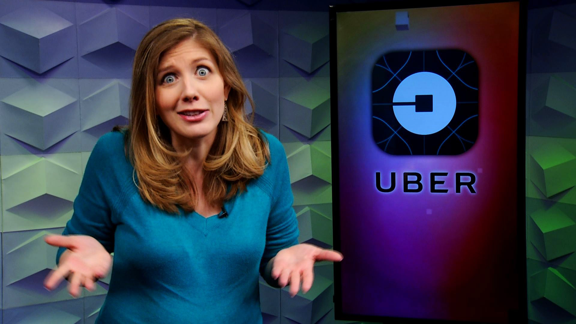 Video: Ride Uber? Better carry cash for tips, or else