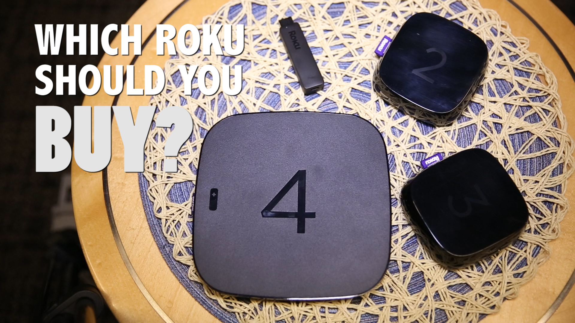 Video: Roku makes the best streamers. But which one should I buy?