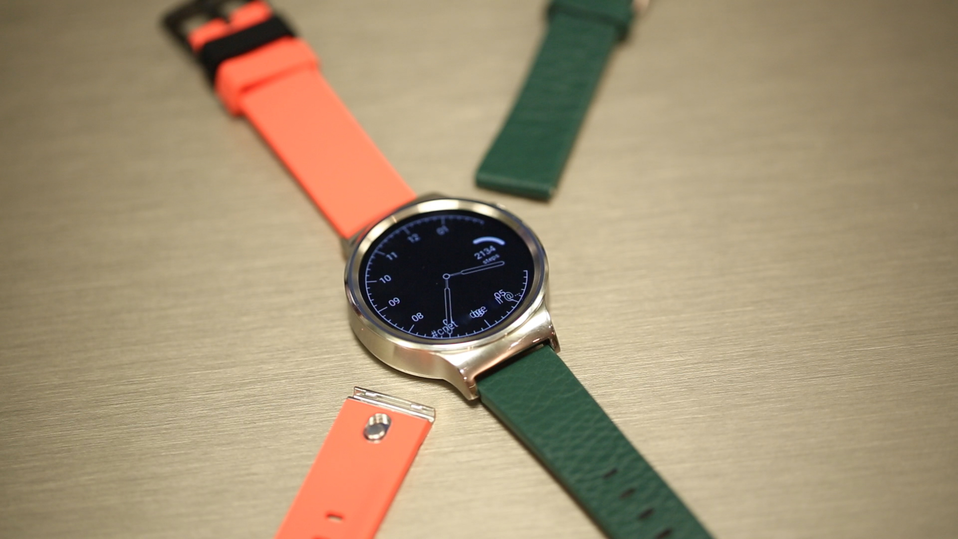 Video: Google's new MODE bands for Android Wear watches swap out easy