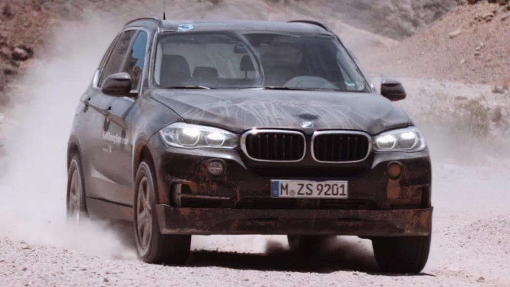 Video: African adventure in a BMW X5