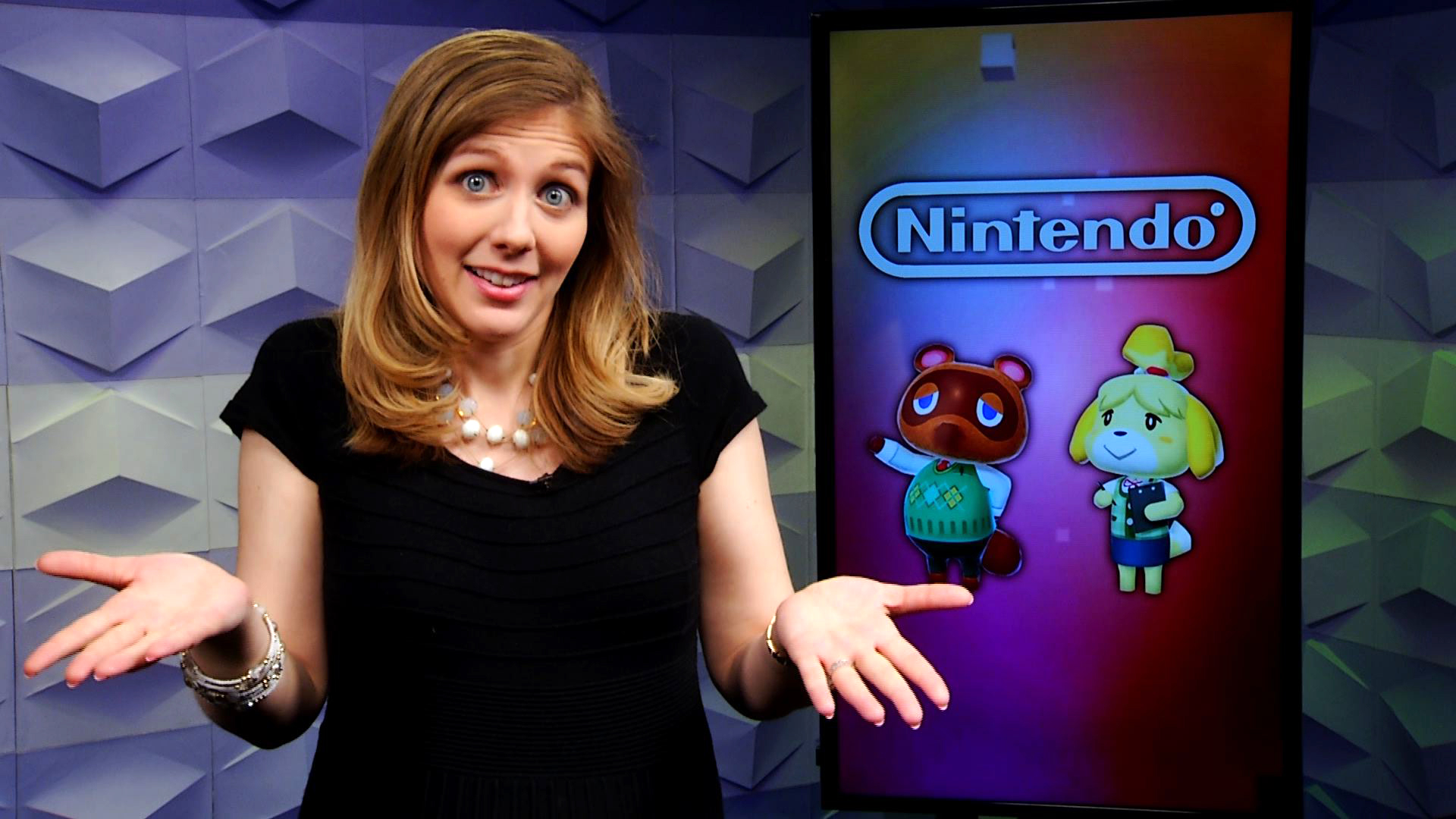Video: Nintendo stalls on NX console, teases new smartphone games