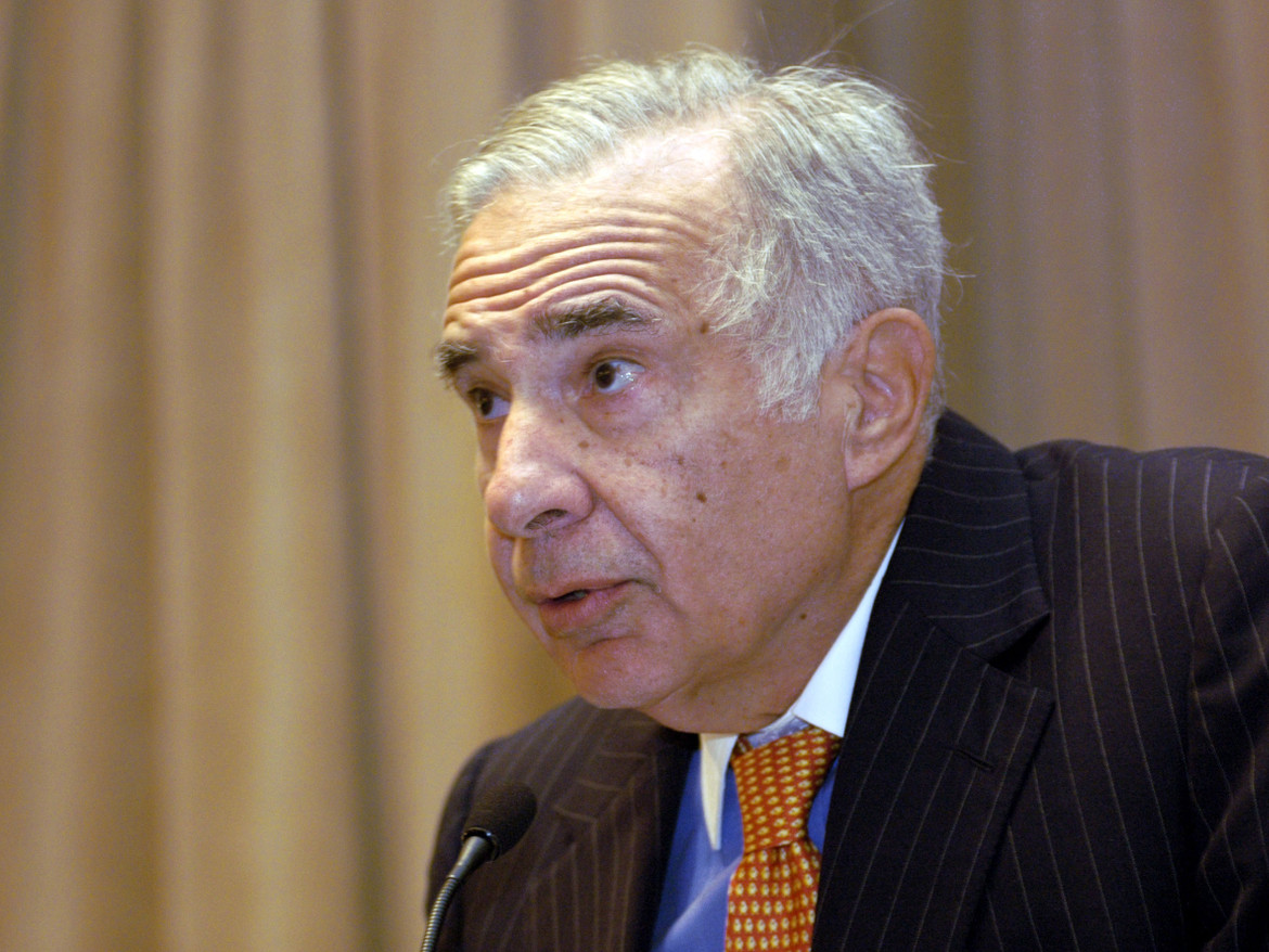 Billionaire investor Carl Icahn sells off Apple shares