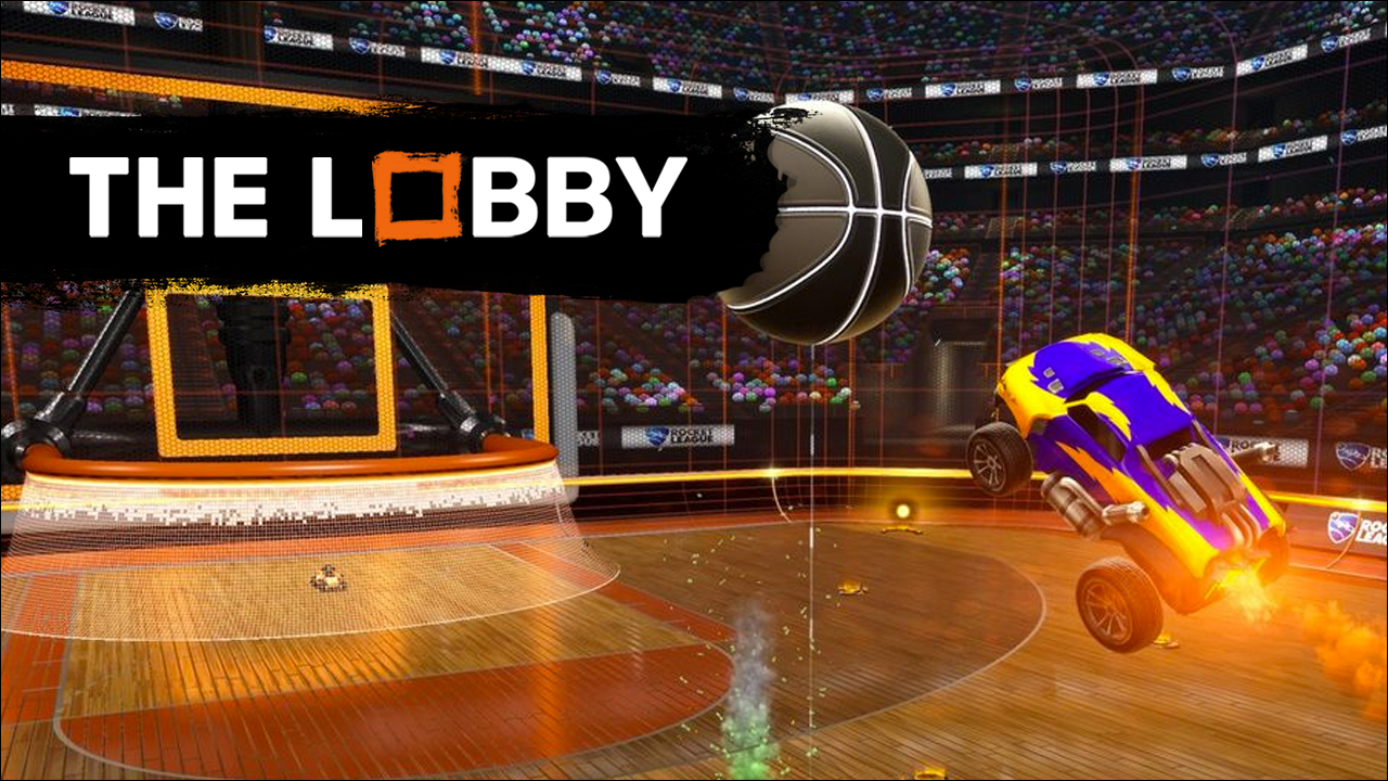 Video: GameSpot's The Lobby: Rocket League now has basketball!