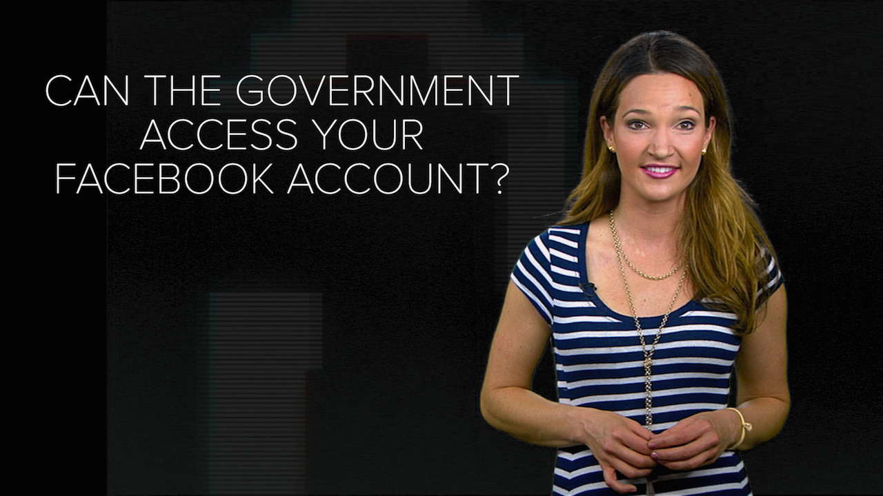 Video: Facebook reveals government requests to access users accounts