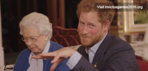'Boom!' Prince Harry one-ups the Obamas on Twitter