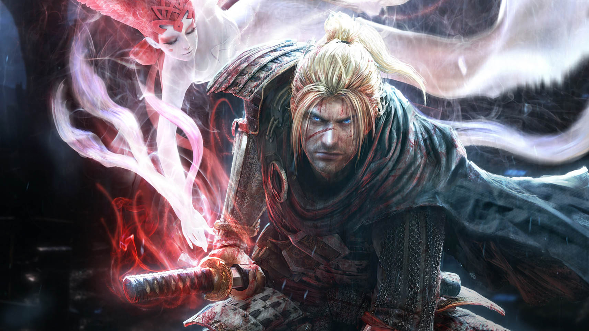 Video: Is Nioh more hard-core than Dark Souls?