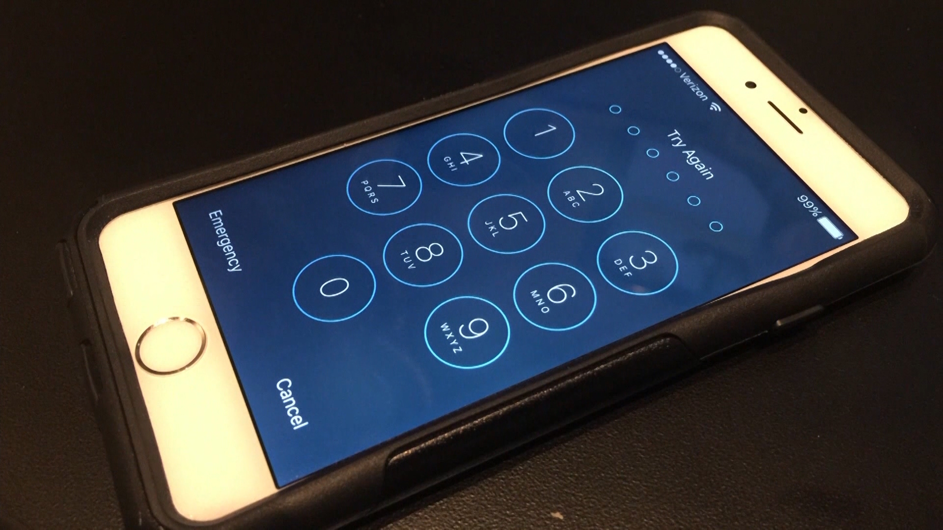 Video: Use your fingerprint to unlock your phone? You just gave up some rights