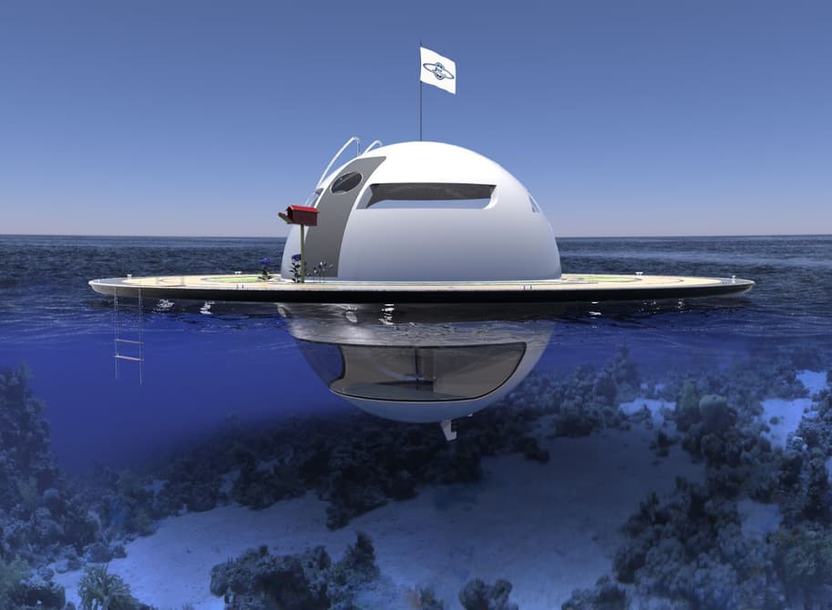 Video: Tiny homes turn to the sea in this pod ship concept (Tomorrow Daily 358)