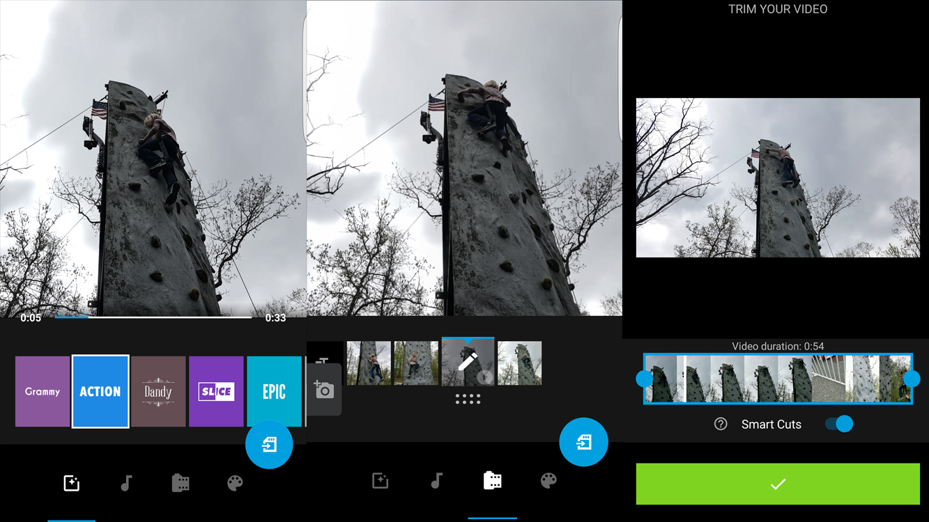 GoPro's mobile apps reduce video editing headaches