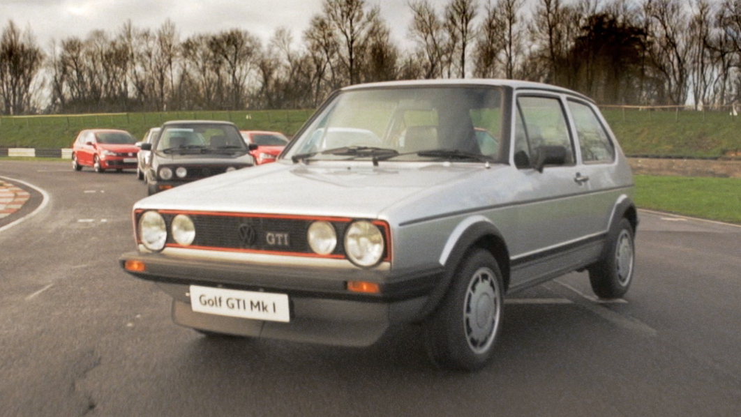 Video: Which VW Golf GTI was best?