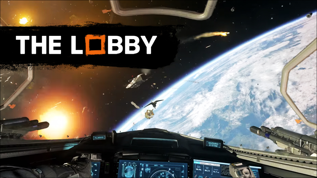 Video: GameSpot's The Lobby: Can space rejuvenate Call of Duty?