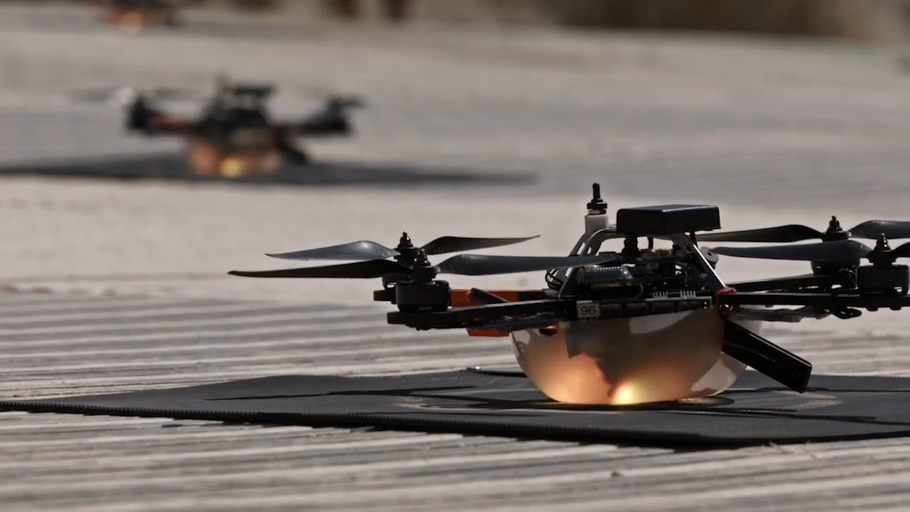 Video: Intel and FAA team up on drones (Crave Extra)