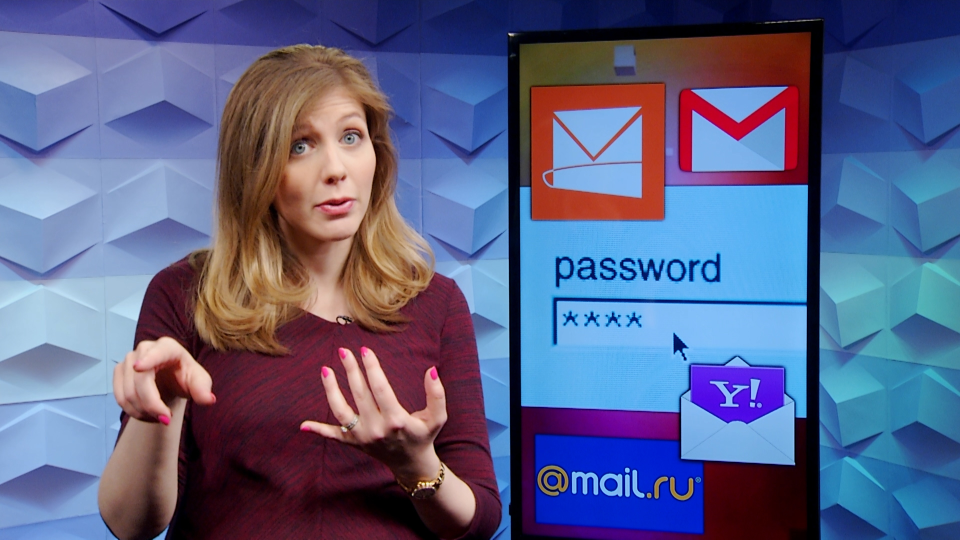 Video: Hacker gives away millions of email passwords for a few compliments