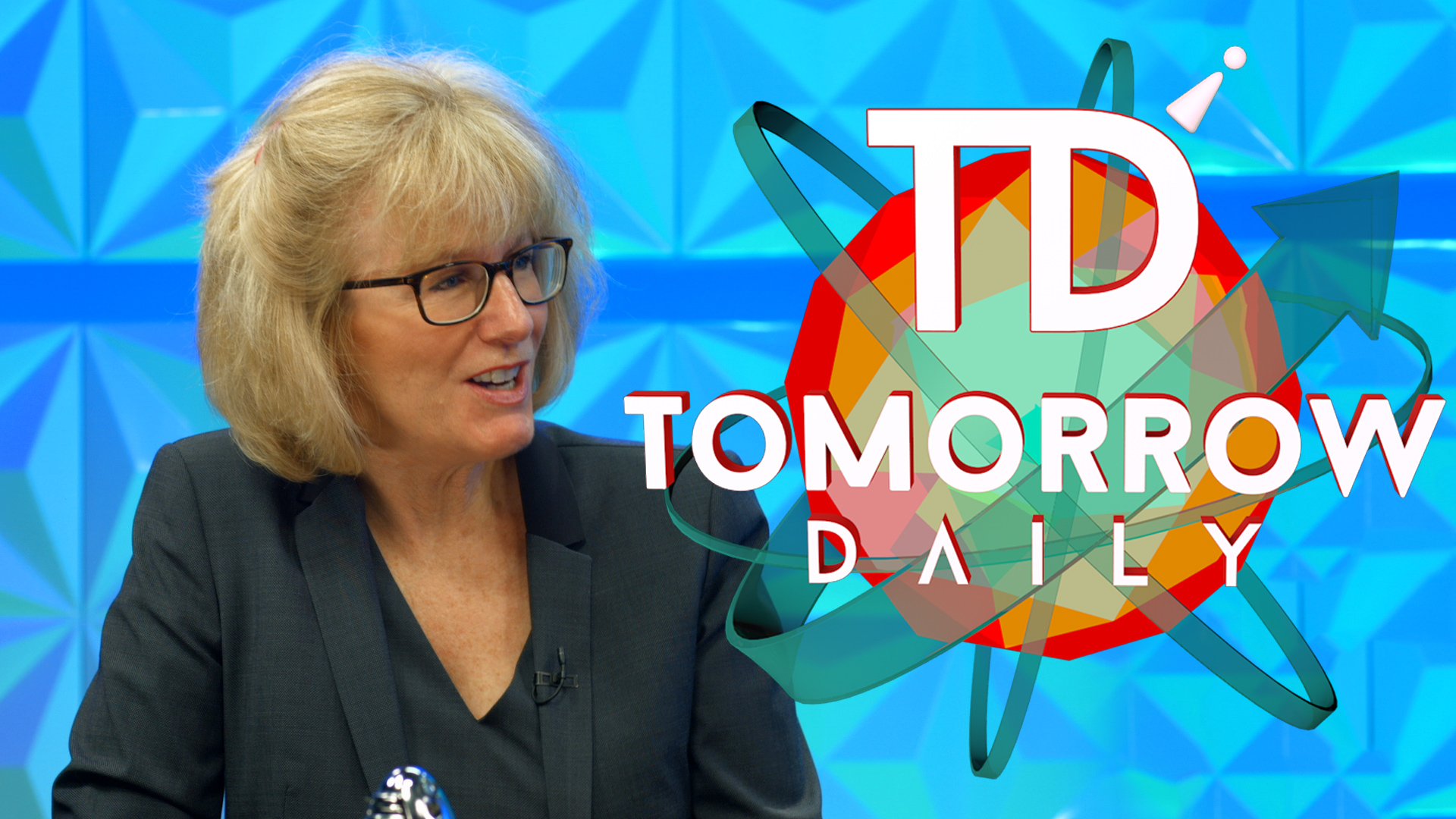 Video: The future of the Internet of Things with Intel's Bridget Karlin (Tomorrow Daily 360)