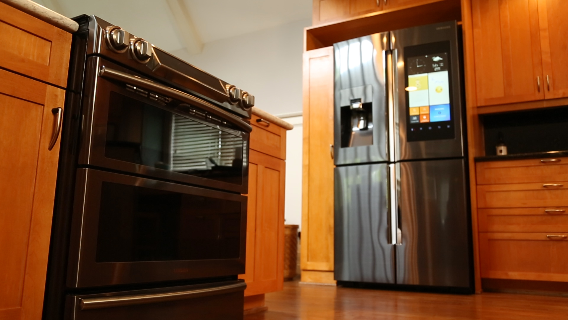 Video: The kitchen's never been so smart (or so expensive)