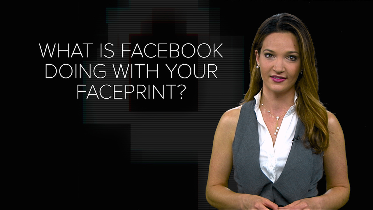 Video: Facebook in trouble for storing information about your face