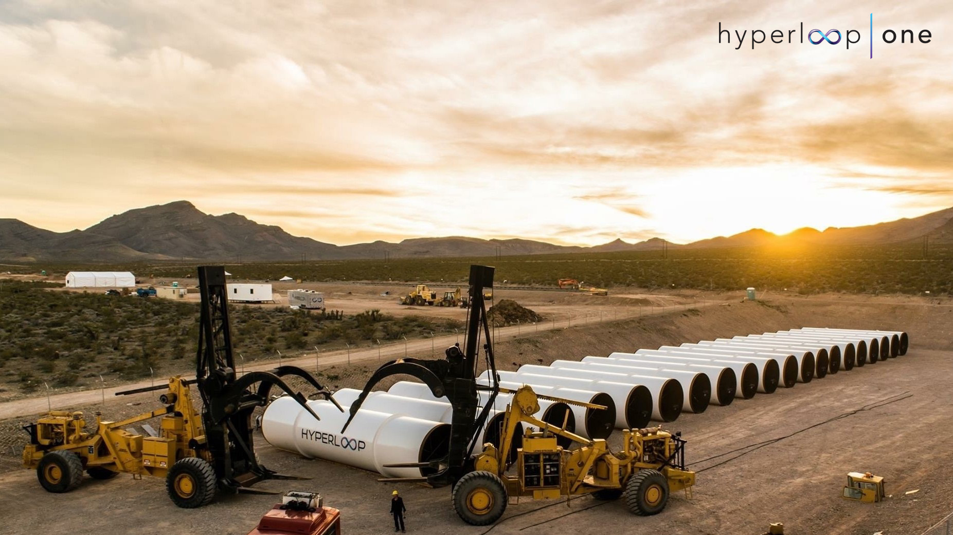 Hyperloop One: New name, same goal