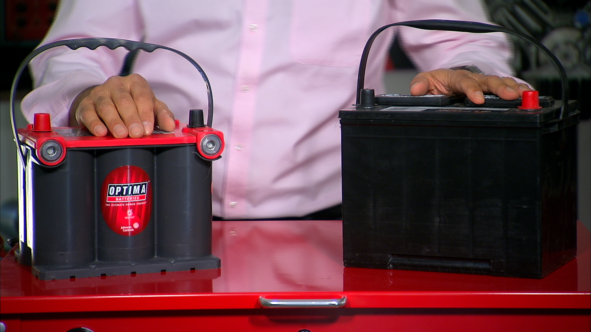 Video: ​Car Tech 101: What you need to know about car batteries