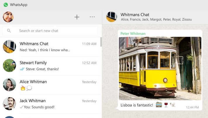 facebook unveils whatsapp apps for mac, windows desktops