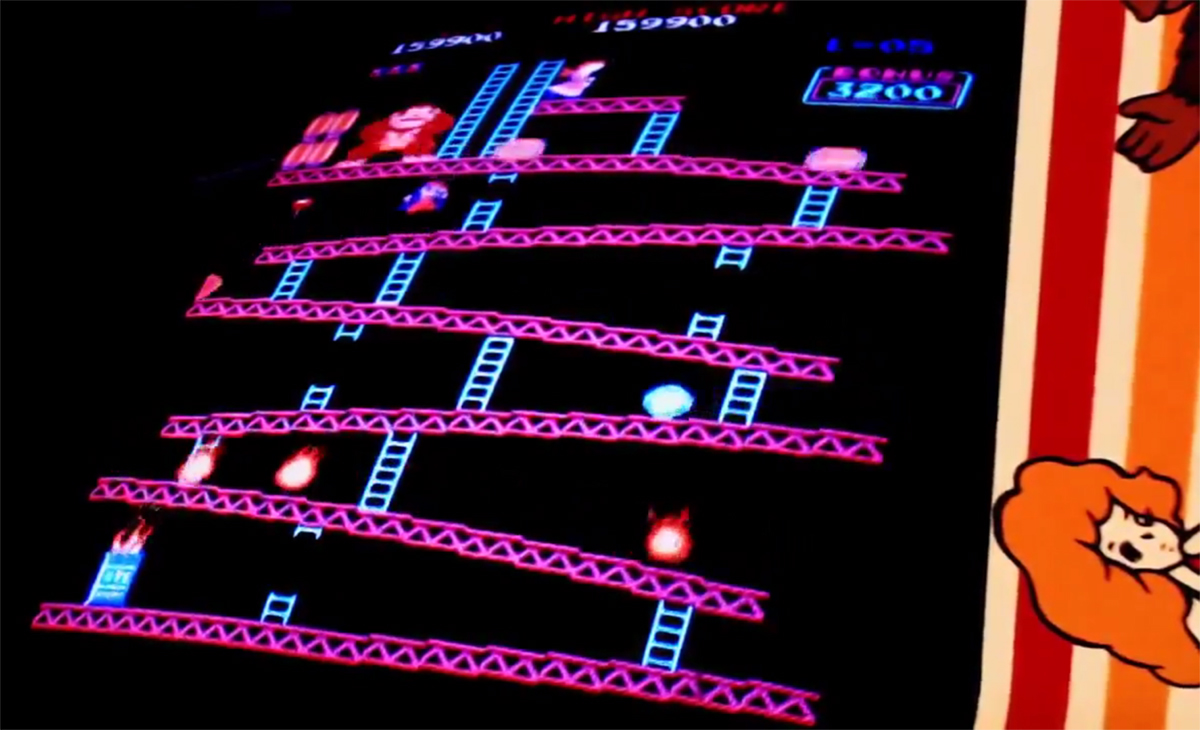 Donkey Kong player breaks world record, gets 'unbeatable' score