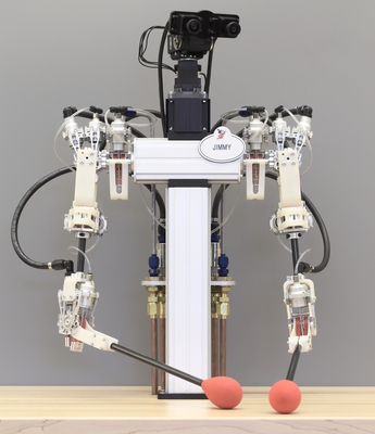Disney's working on robots that mimic people's movements
