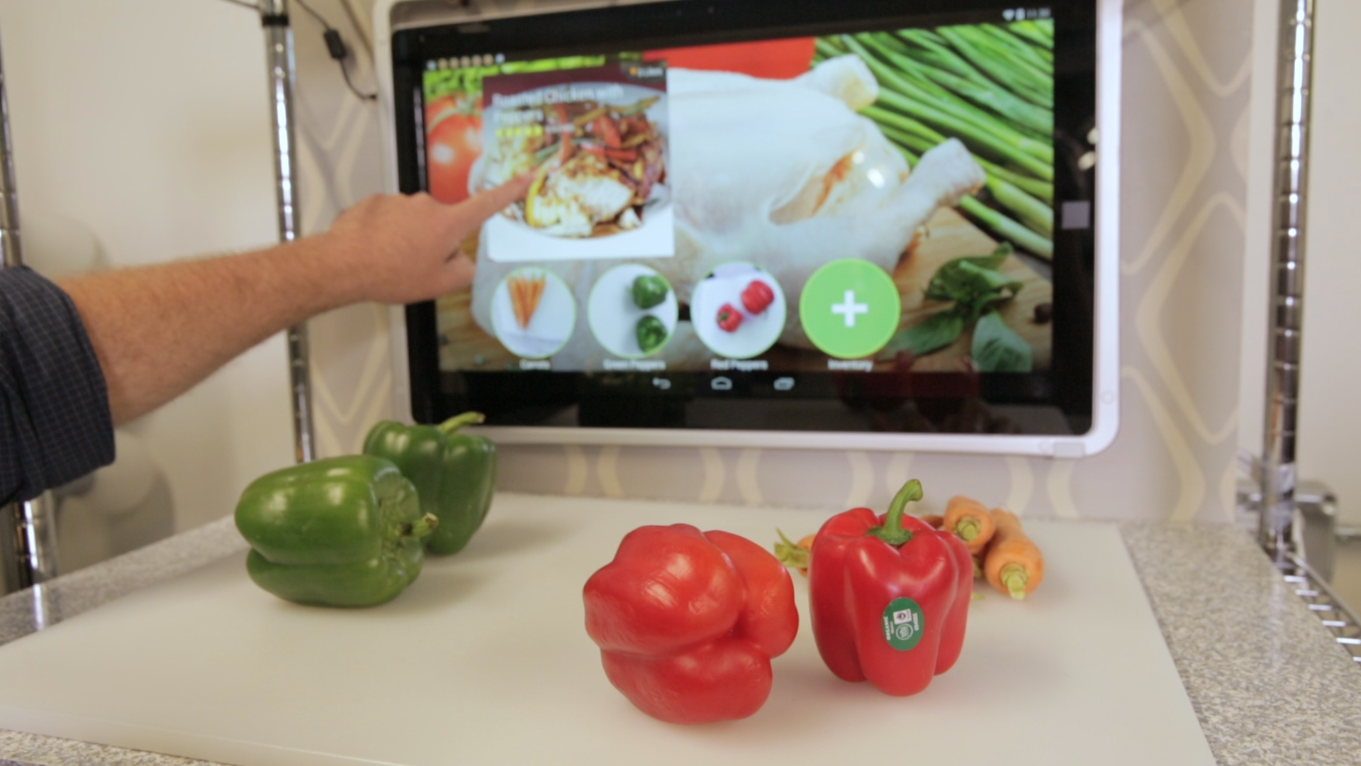 Video: Soon your food will talk to you through your kitchen