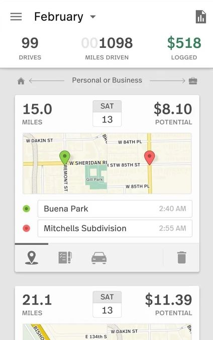 Three apps for tracking your mileage