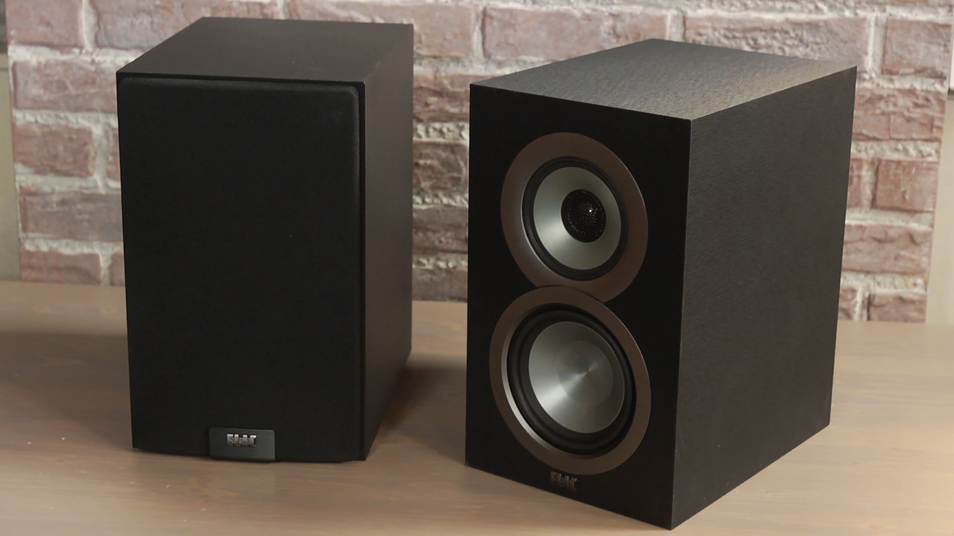 Video: ELAC's Uni-Fi UB5 is alive!