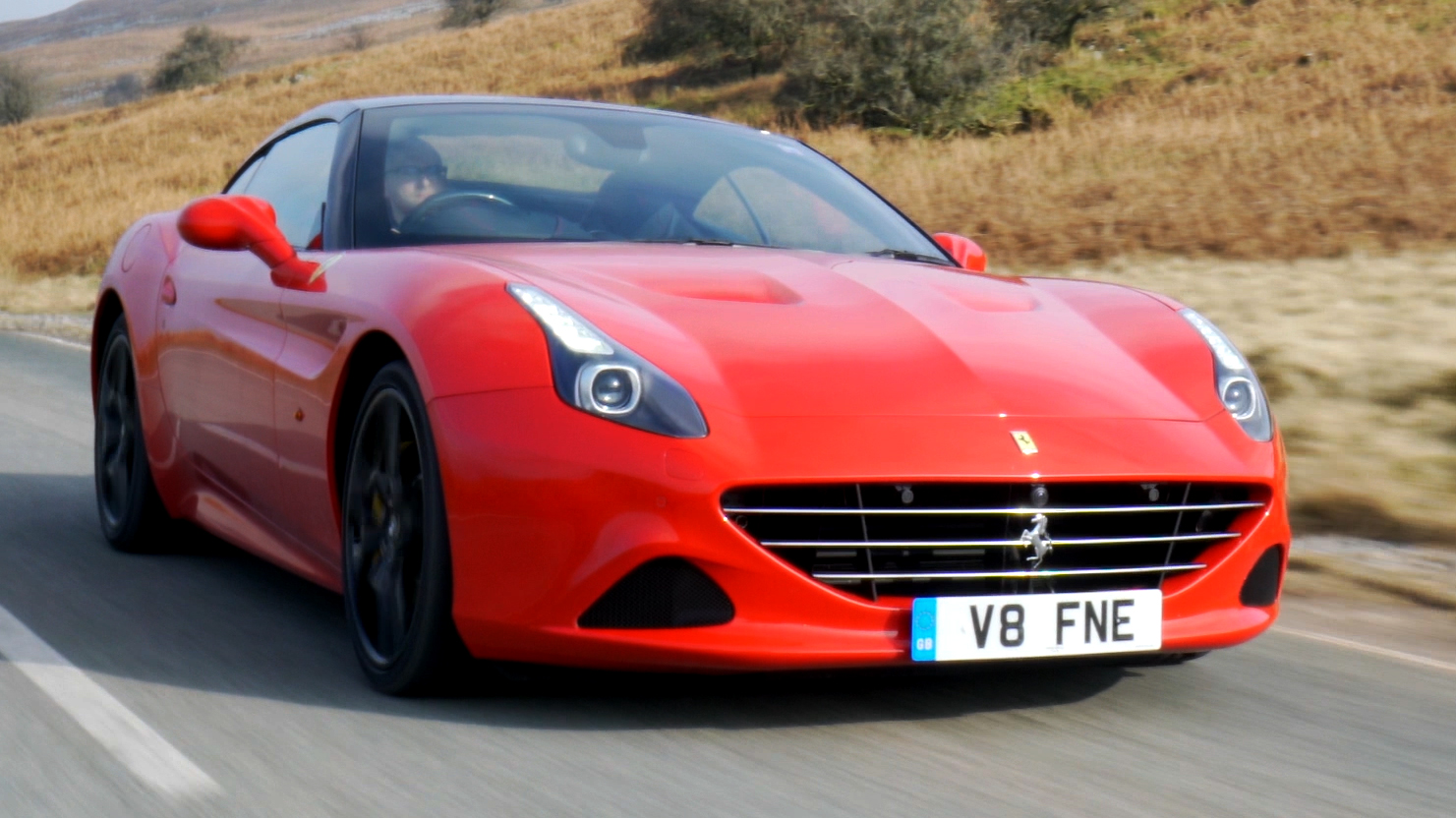 Video: The Ferrari California T: Better looking than before