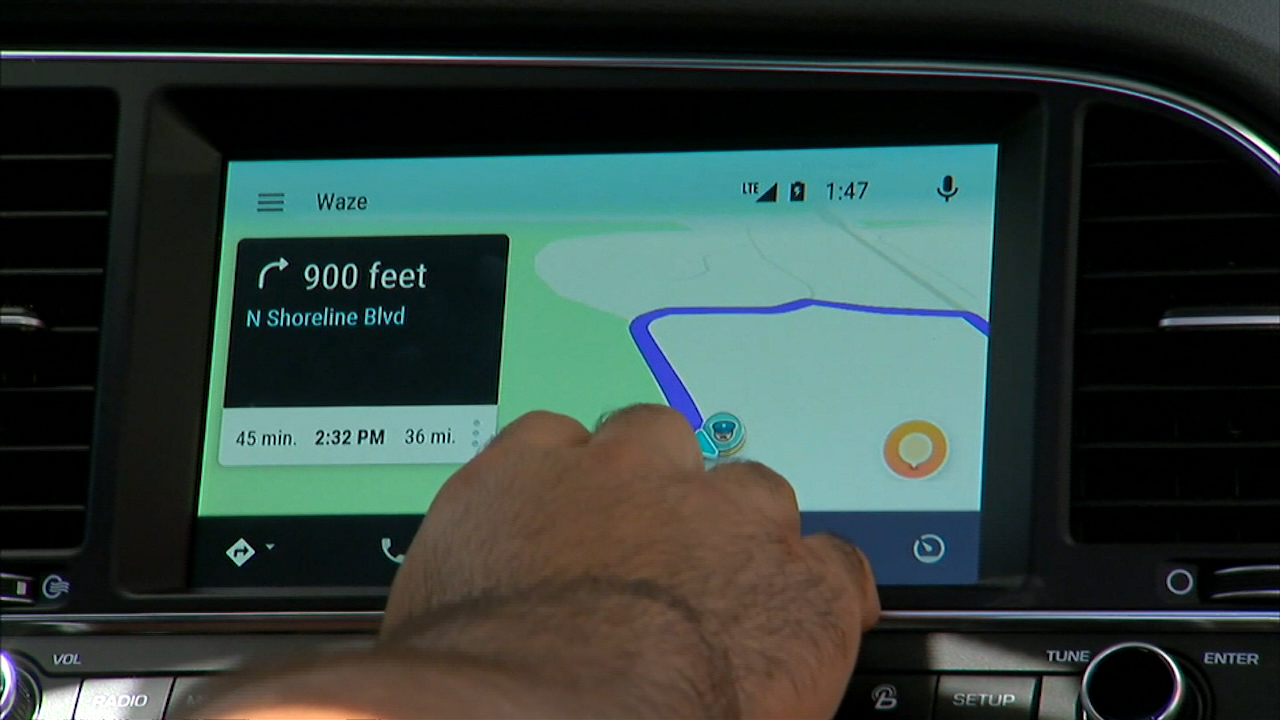 Video: Waze makes it to Android Auto