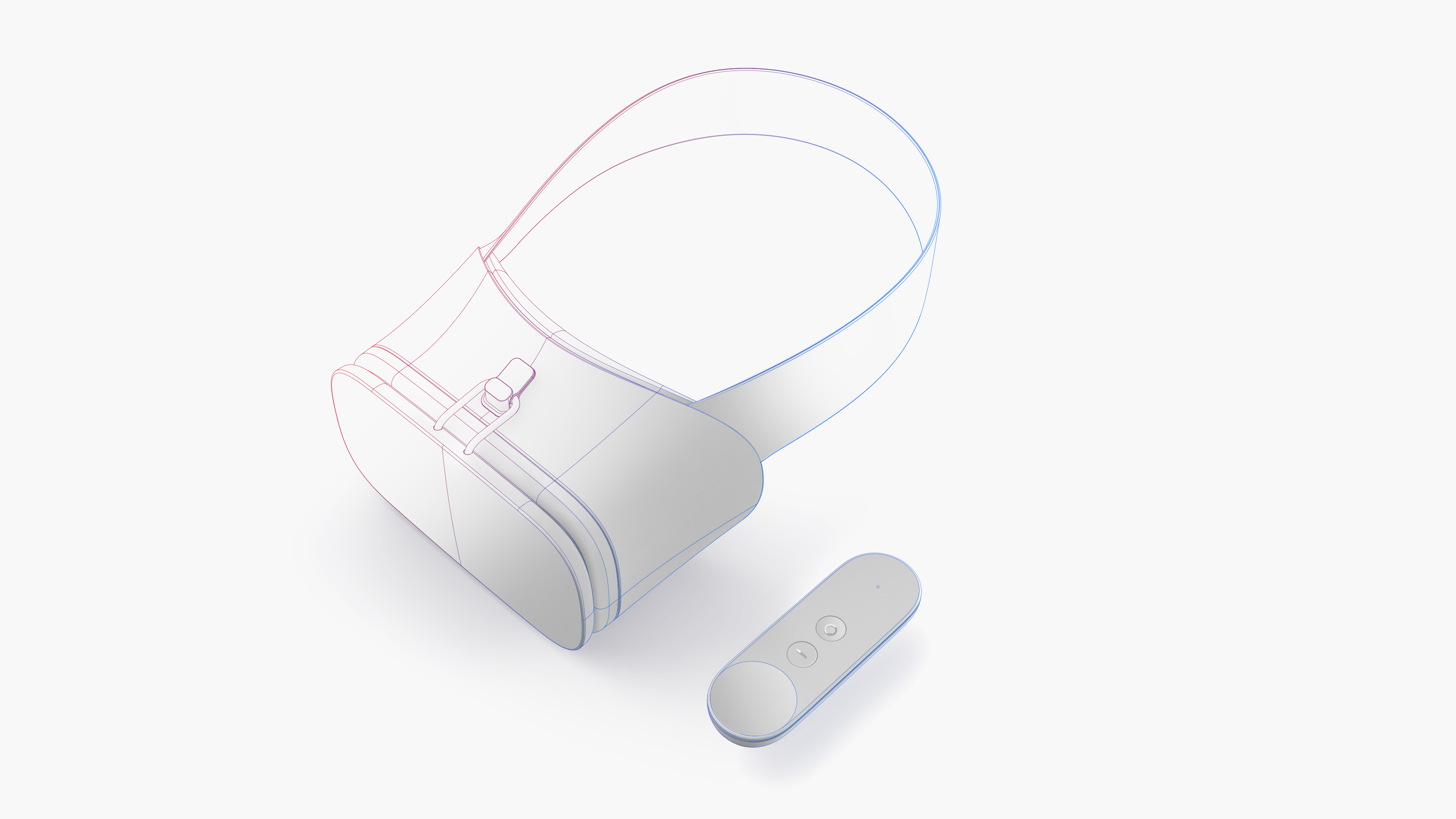 Google's new Daydream VR headset is not what we expected