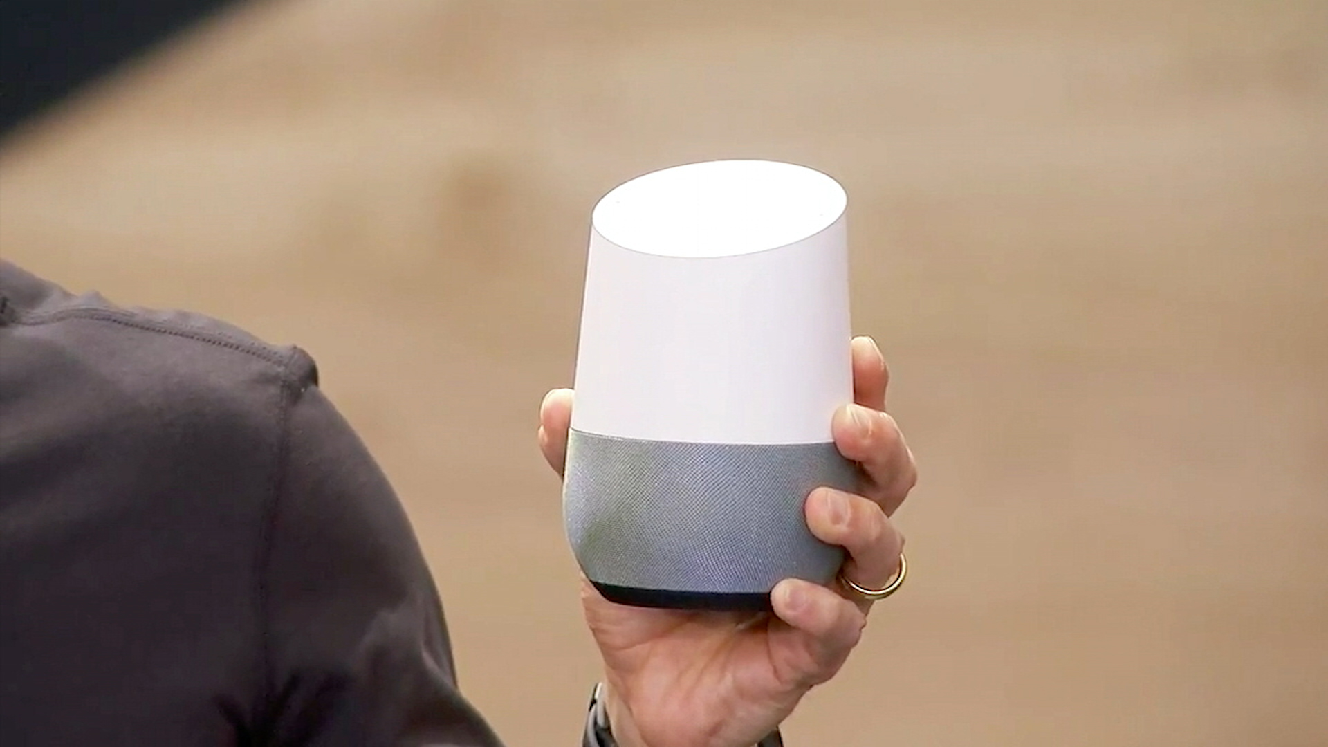 Video: Look out, Alexa, here comes Google Home
