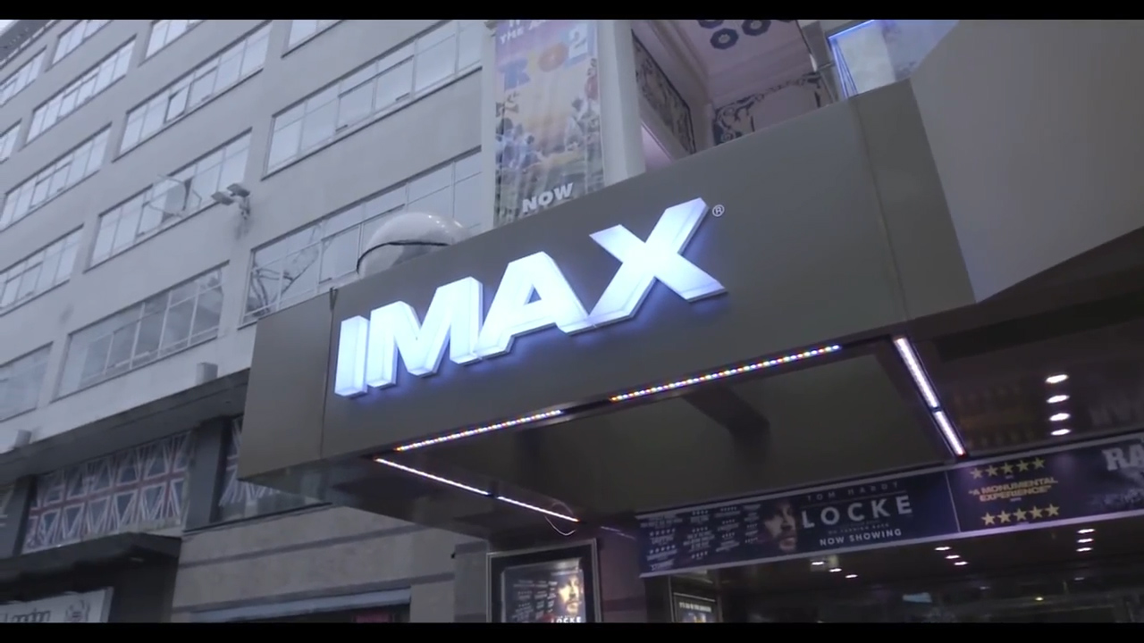 Video: IMAX bringing VR to movie theaters