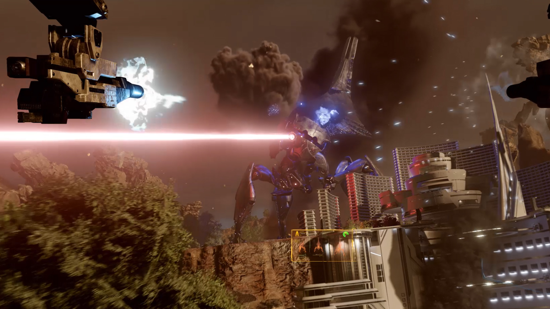 Video: First look inside the Mass Effect: New Earth High-Tech Ride