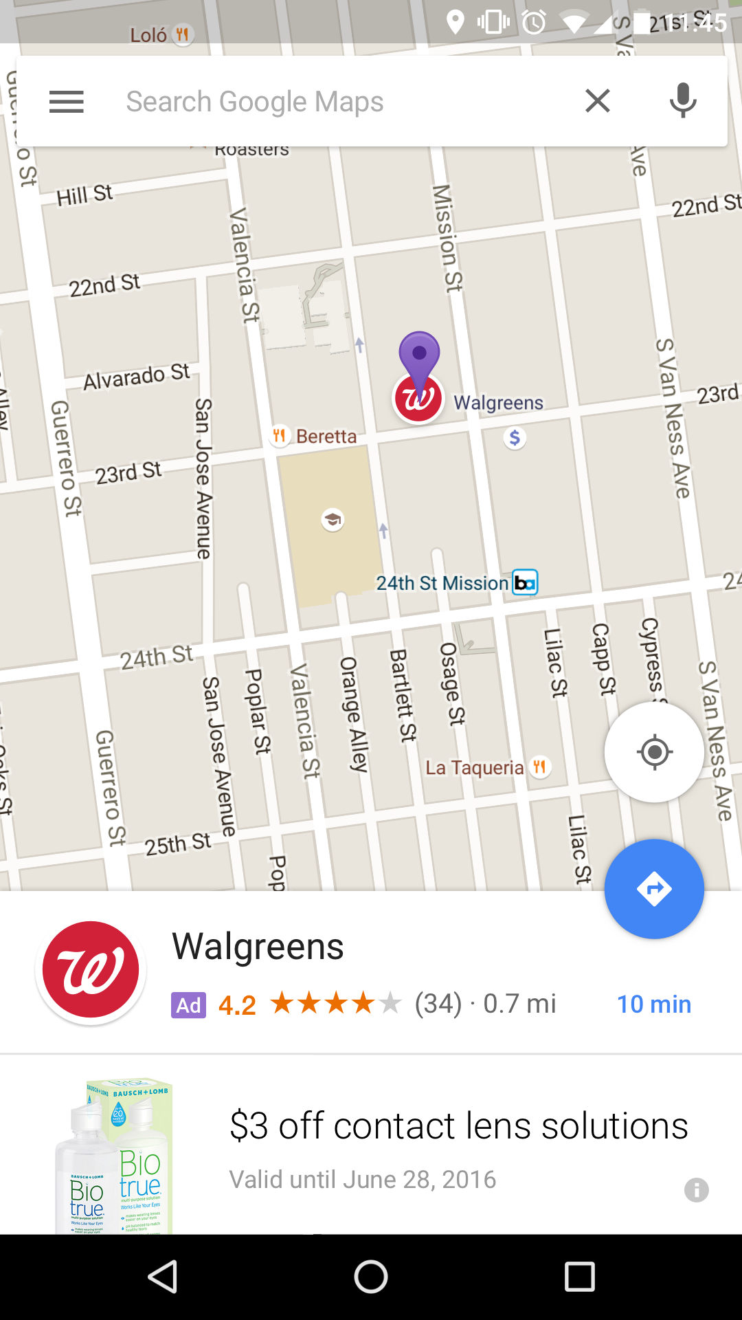Get ready for more ads on Google Maps