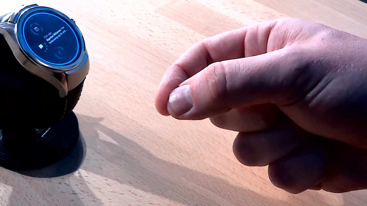 Video: Google's Project Soli: Controlling devices using hand gestures​