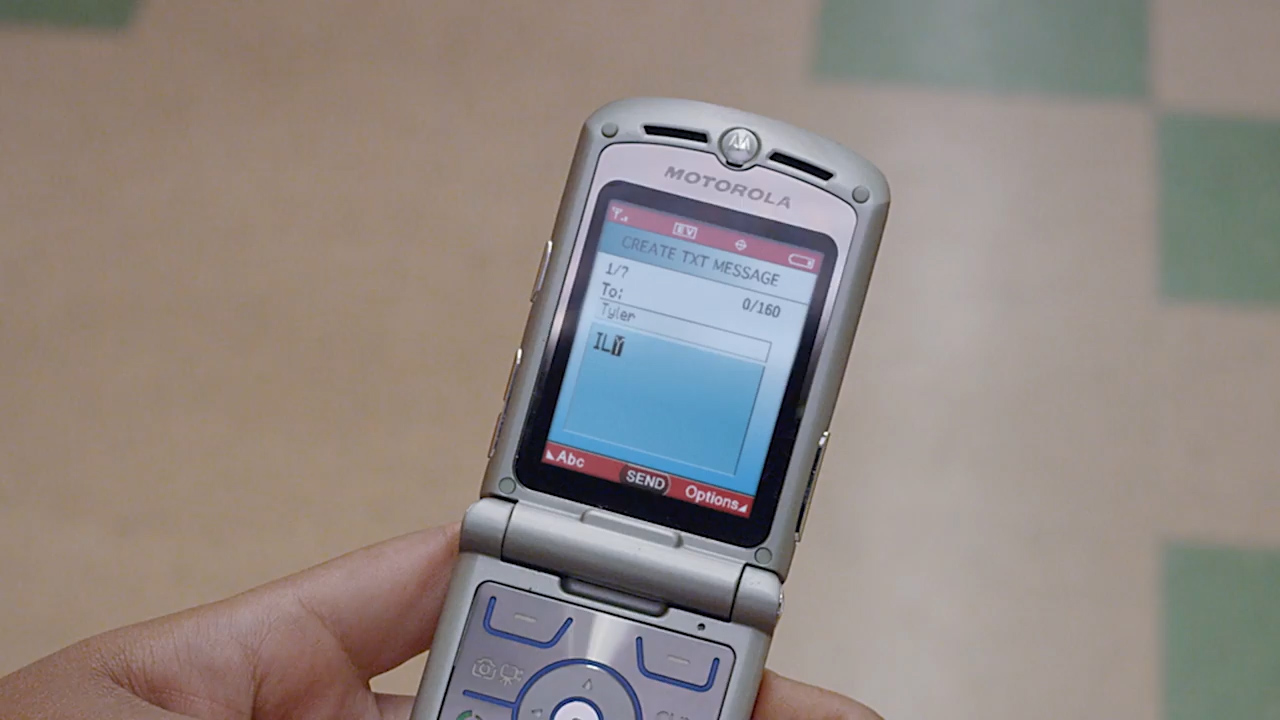 Video: Summer return of the Razr? Teaser video gets nostalgic for flip phones