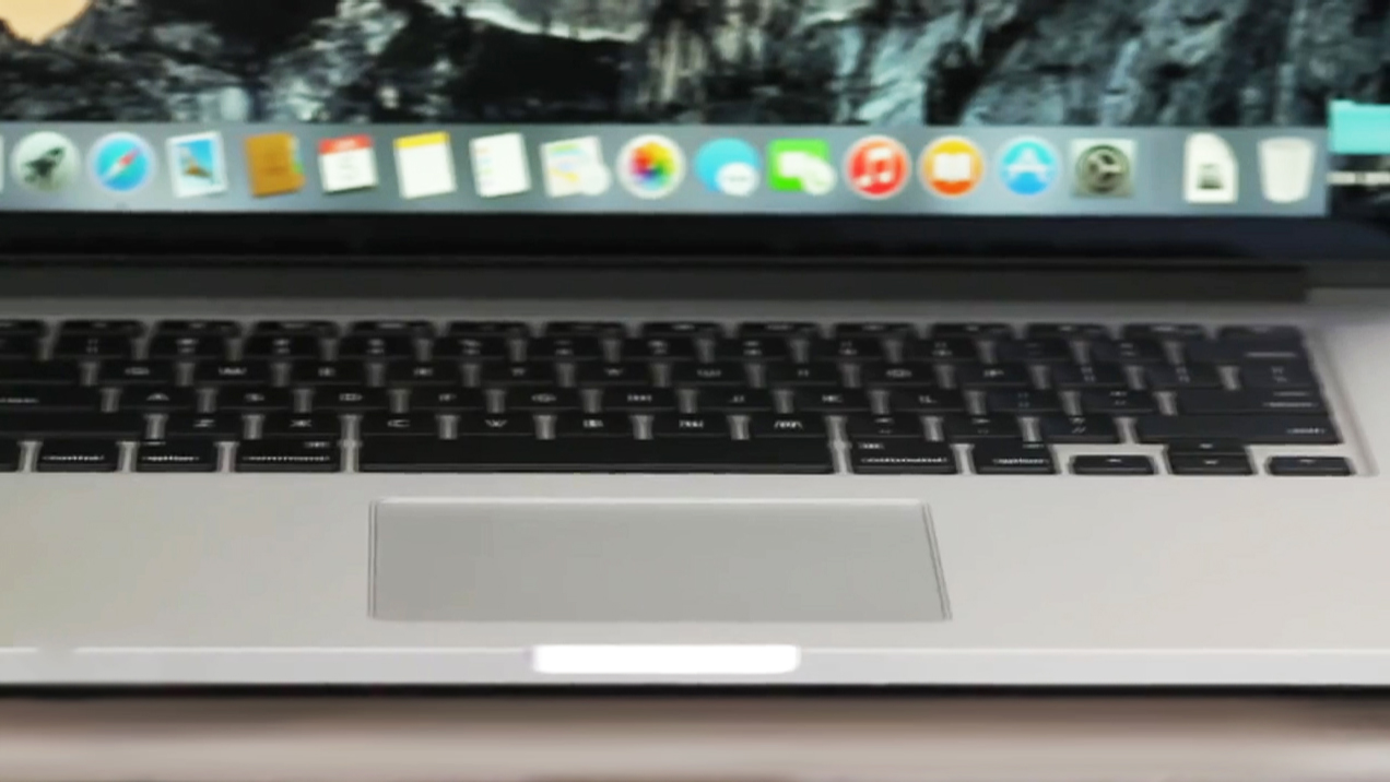 Video: Touchscreen may be coming to MacBook Pro