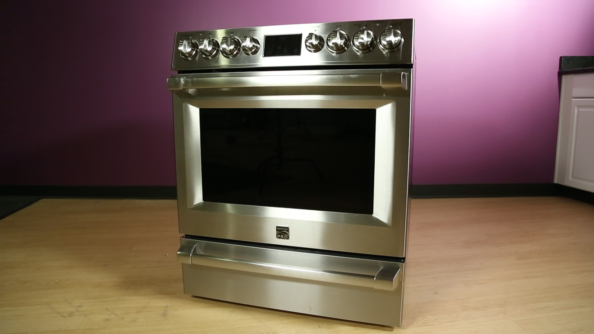 Video: Kenmore has done better than this Pro oven
