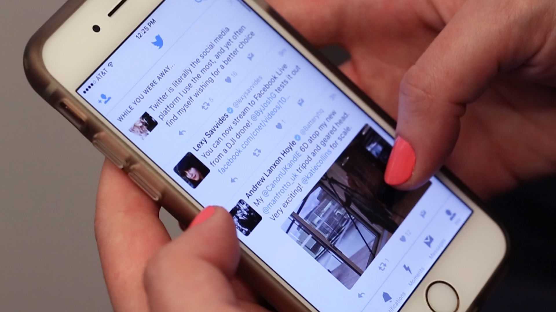 Video: Twitter relaxes its 140-character limit