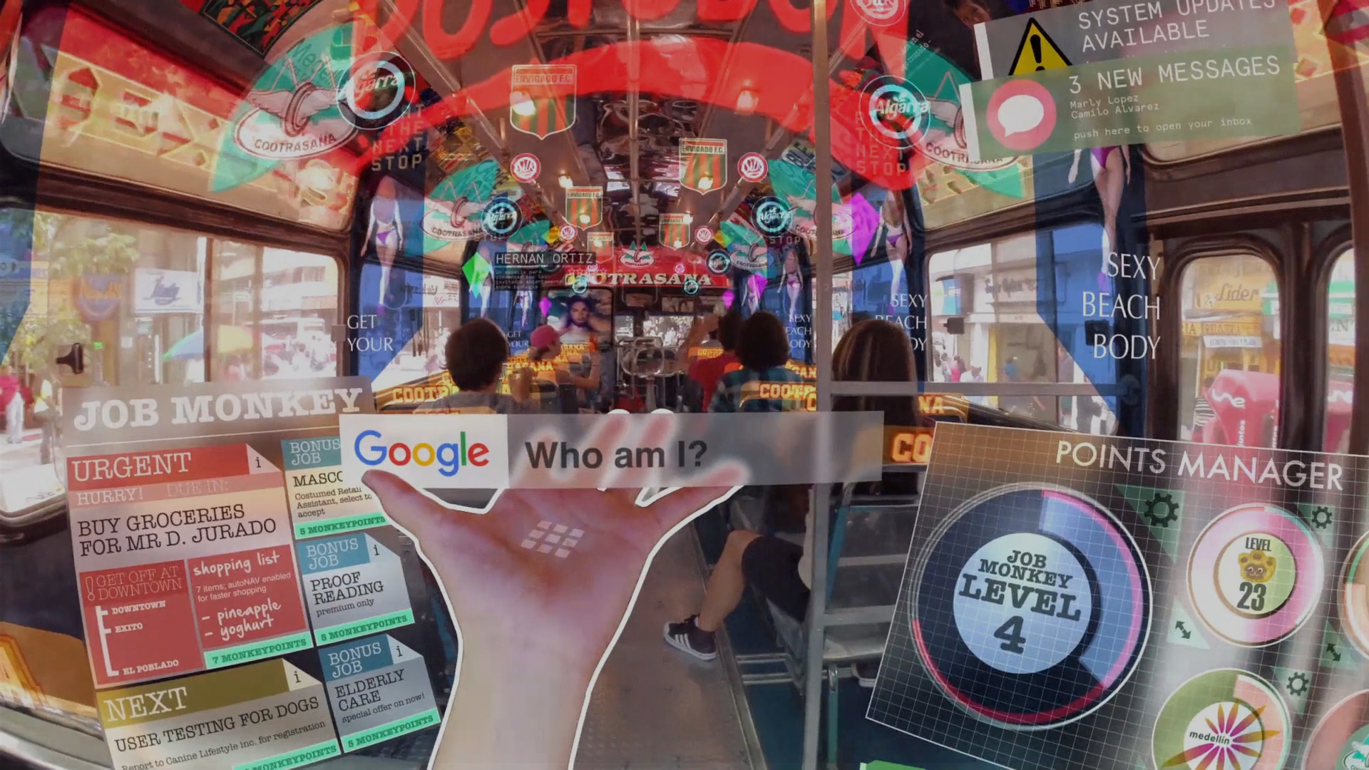 Video: Short film depicts horrific future of augmented reality (Tomorrow Daily 370)