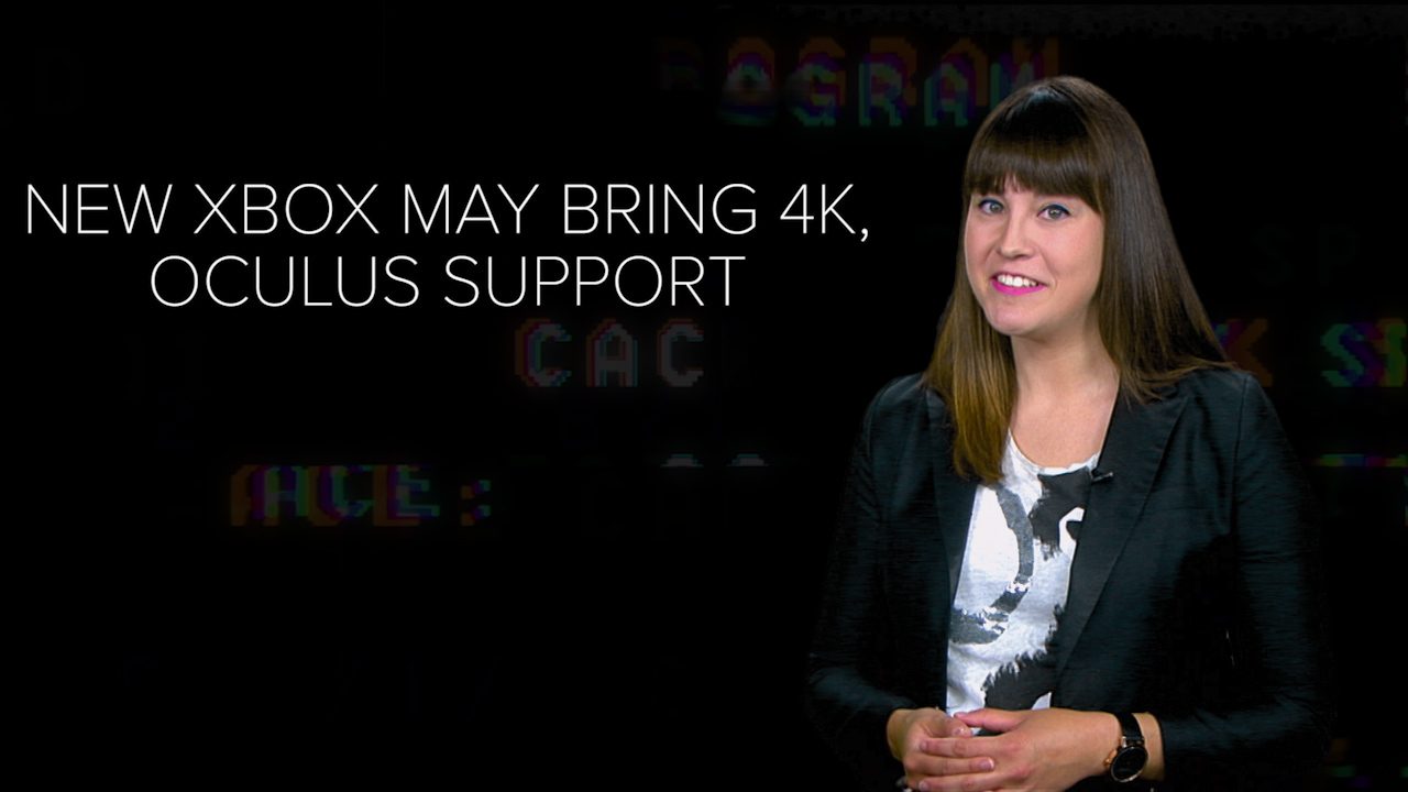 Video: New Xbox may bring 4K, Oculus support