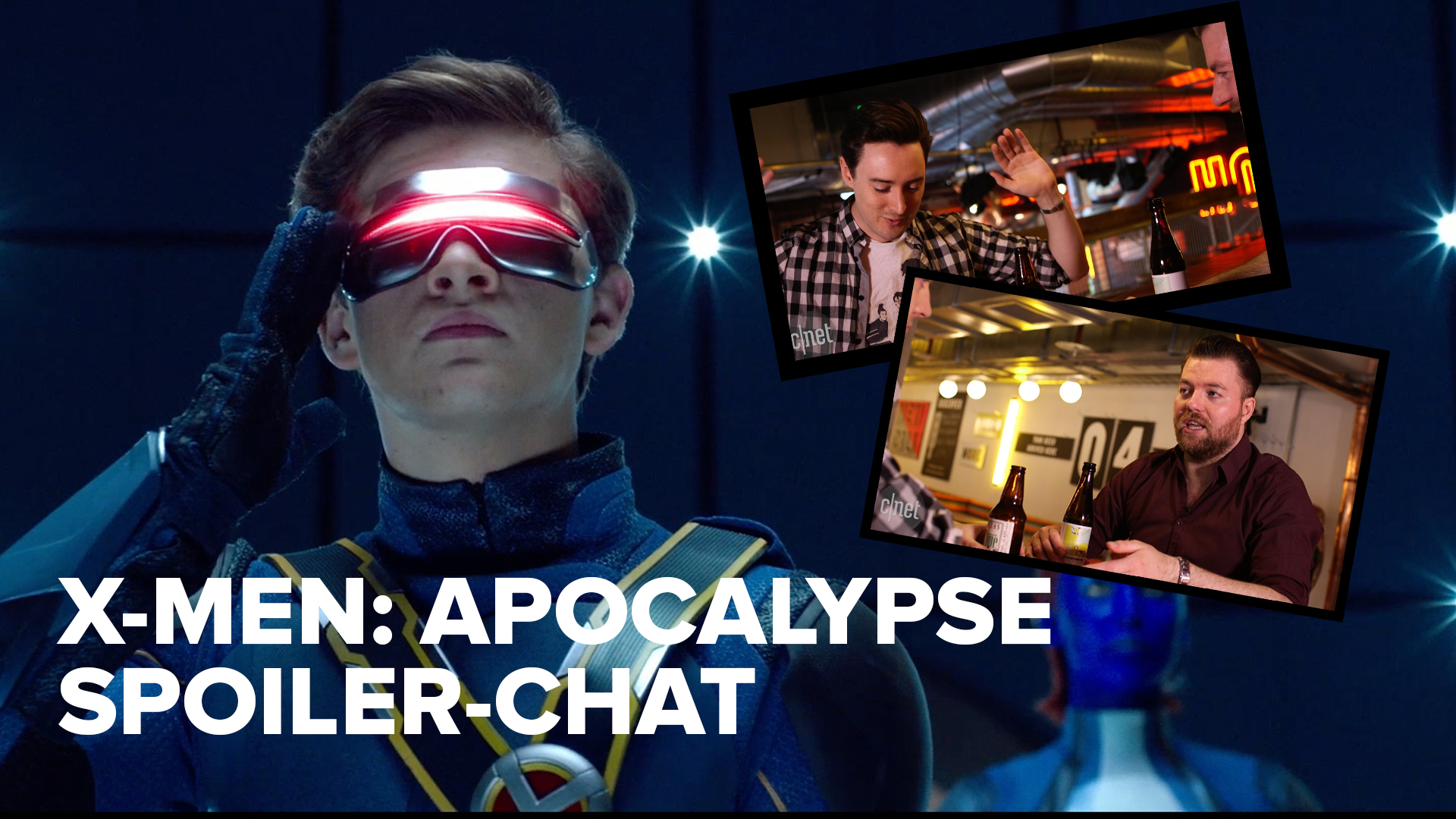 Video: X-Men: Apocalypse: Down the pub spoiler-chat