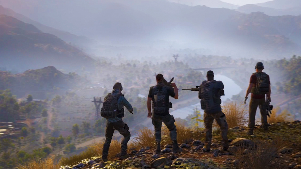 Video: Ghost Recon Wildlands - New trailer reactions