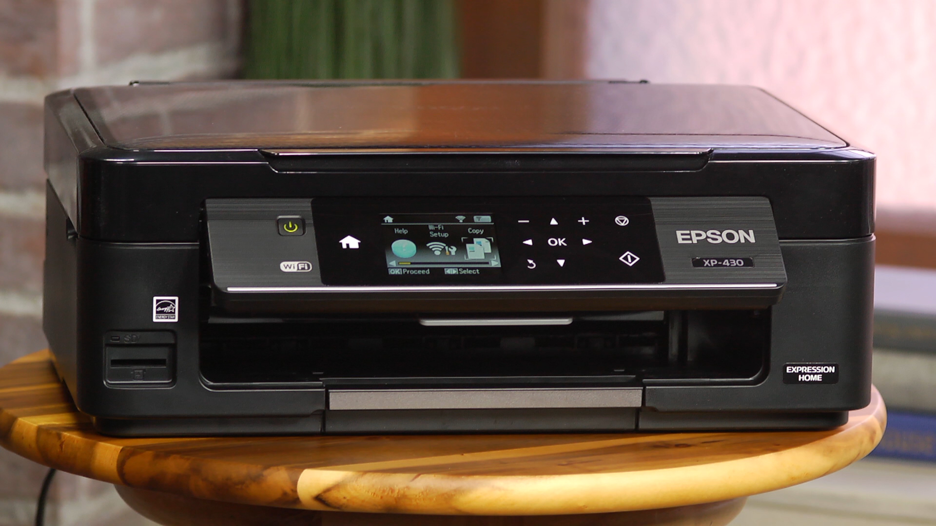 Video: Take back your work space with the compact Epson XP-430 all-in-one printer