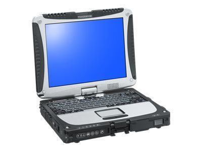 "Panasonic Toughbook 19 - 10.4"" - Core 2 Duo SU9300 - 2 GB RAM - 160 GB HDD - English"