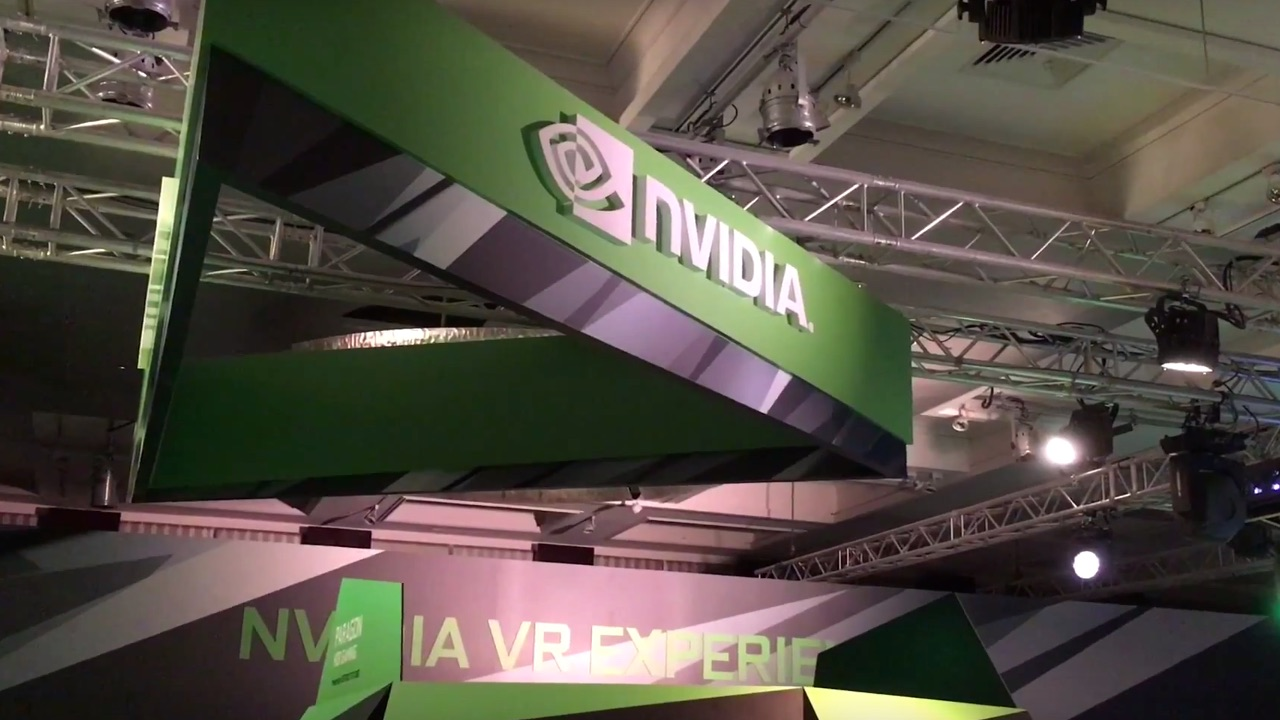 Video: Nvidia VR experience at Computex 2016 (video)