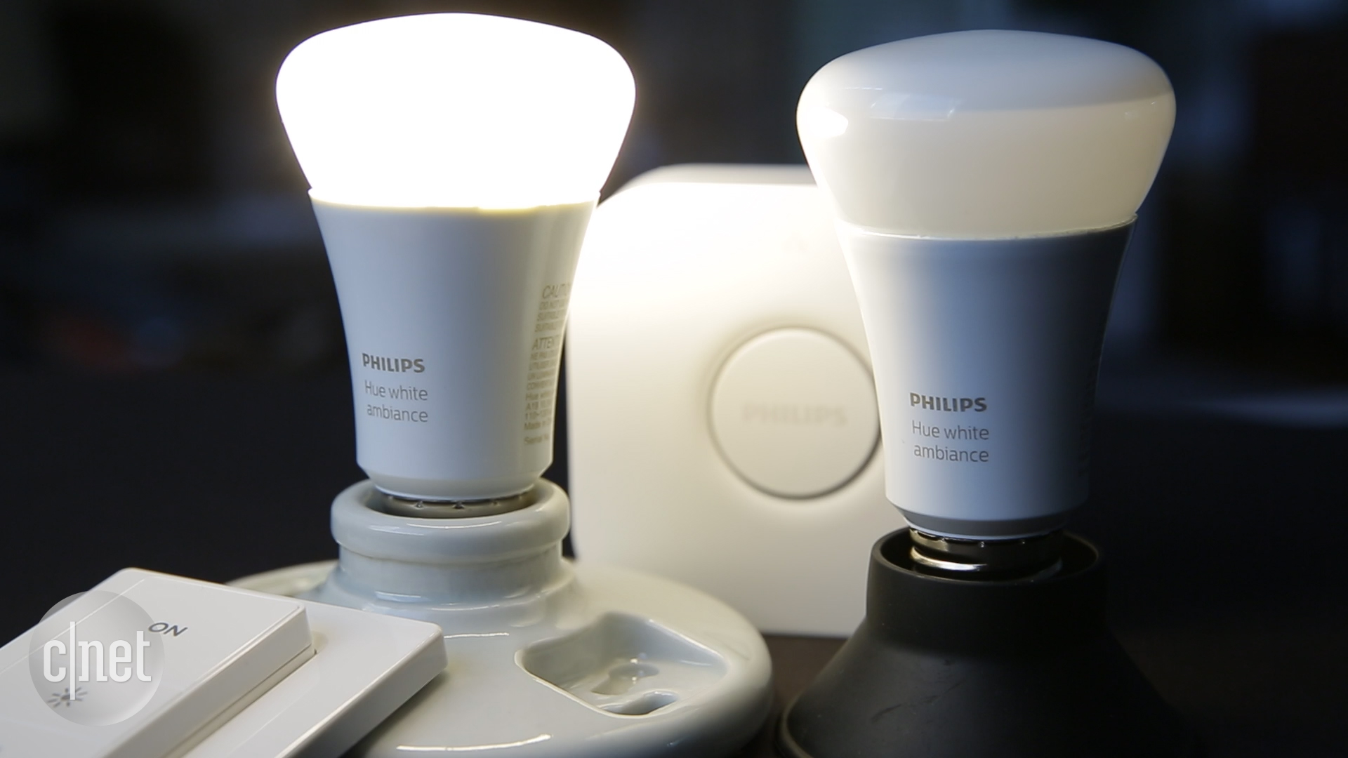 Video: Philips Hue's White Ambiance bulbs cut the colors (and the cost)
