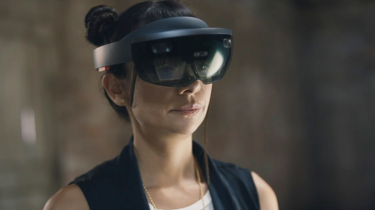 Microsoft wants to own the next reality